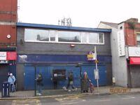 Spacious Ground Floor Retail (shop front) To Let, Ashton Road, M34 3LF