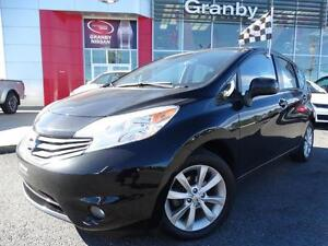 2014 Nissan Versa Note SL/CAM RECUL/MAGS