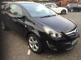 2013 Vauxhall Coras 1.2 petrol