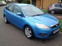 2008 Ford Focus 1.6 Style -very low mileage for year