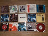 15 x the alarm - vinyl singles