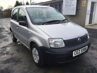 Fiat panda 1.1 Petrol price:£ 699 px/exch