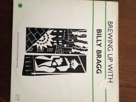 Billy Bragg - Brewing Up With Billy Bragg Vinyl LP