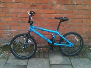 Mongoose menace pro BMX, save over 50% off RRP! Comes with guarantee