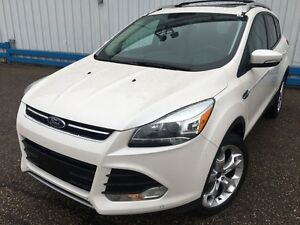 2013 Ford Escape Titanium 4WD *NAVIGATION*
