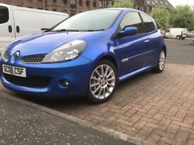 Full 12 months MOT & service history, very well looked after