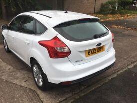 2013 Ford Focus 1.0 TITANIUM 5D ecoboost £20 tax
