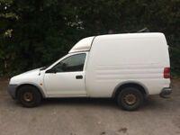 Vauxhall Combo 1.7 Diesel ***BARGAIN***