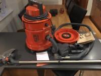 Vax 6131T ‑ Wet/Dry Cylinder Vacuum