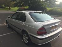 Honda CIVIC 2001 FULL ++honda service history ++ 5 door 2 keys ++TIMING BELT DONE