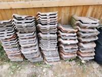 Gaelic roof tiles £1 a tile
