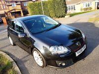 VW GOLF 2.0 GT TDI 2008 *HEATED LEATHER* XENONS* GTI FRONT* PARKING SENSORS* CAT D REPAIRED audi a3