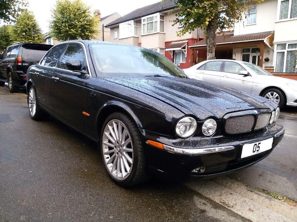 jaguar xj tdvi 2 7 diesel sovereign top of the range. Black Bedroom Furniture Sets. Home Design Ideas