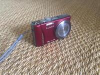 Panasonic Digital camera - Lumix TZ20 - red