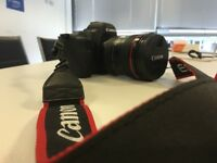 Best value for money - Canon EOS 6D body,lens and batteries