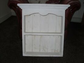 Small wall cabinet shabby chic project !