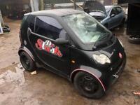 2002 smart car