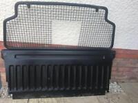 Peugeot Partner Bulkhead Security Cage '08'