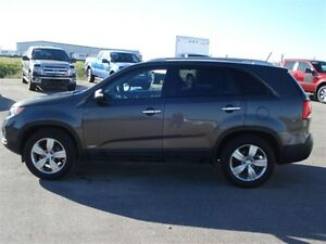 2013 Kia Sorento EX AWD - leather - sunroof! Regina Regina Area image 2