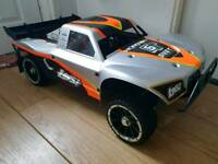 Losi 5ive T. 34cc OBR Engine. Alloy Upgrades. Hitech. 1-5 Scale Petrol Rc Car Truck. SCT