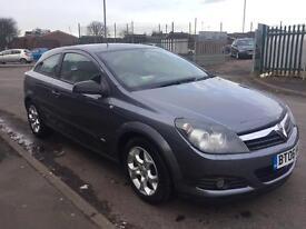 Vauxhall Astra 1.6 i 16v SXi 1.6 sport hatch 3dr 64k LOW MILES
