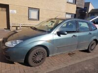 Ford focus with mot for 12months