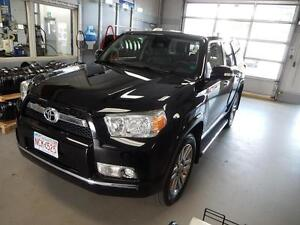 2013 Toyota 4Runner Limited Luxurious Rare Find