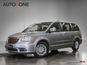2015 Chrysler Town & Country LIMITED | LEATHER | DVD | NAVI | CA