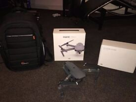 DJI Mavic Pro 4k Drone - Mint condition - quick sale wanted