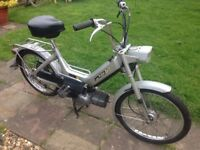 Puch maxi moped 1978 classic 40 years old