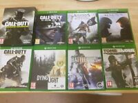 Xbox one games up to £15