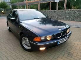 BMW 5 Series 2.5 523i SE 2000 FSH 1 OWNR 4dr CALL 07479320160