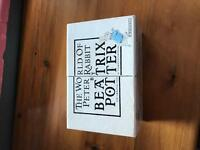 20 Beatrix Potter Books (Not complete) with box