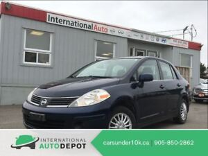 2007 Nissan Versa 1.8 S | PWR GRP | LOW KMS