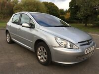 BARGAIN OF THE DAY!!!!! 2003 Peugeot 307s