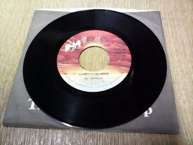"LED ZEPPELIN 7"" VINYL SINGLE CANDY STORE ROCK SUPERB CONDITION."