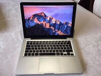 "Macbook Pro 13"" 8GB Ram 250GB Mid-2010"