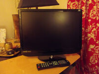 "Hitachi Television 19"" Excellent Condition"