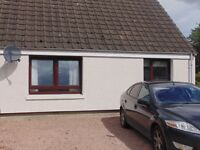 1 Bed Semi detached house to rent - Echt