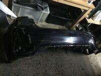 Lexus ct 200 rear bumper