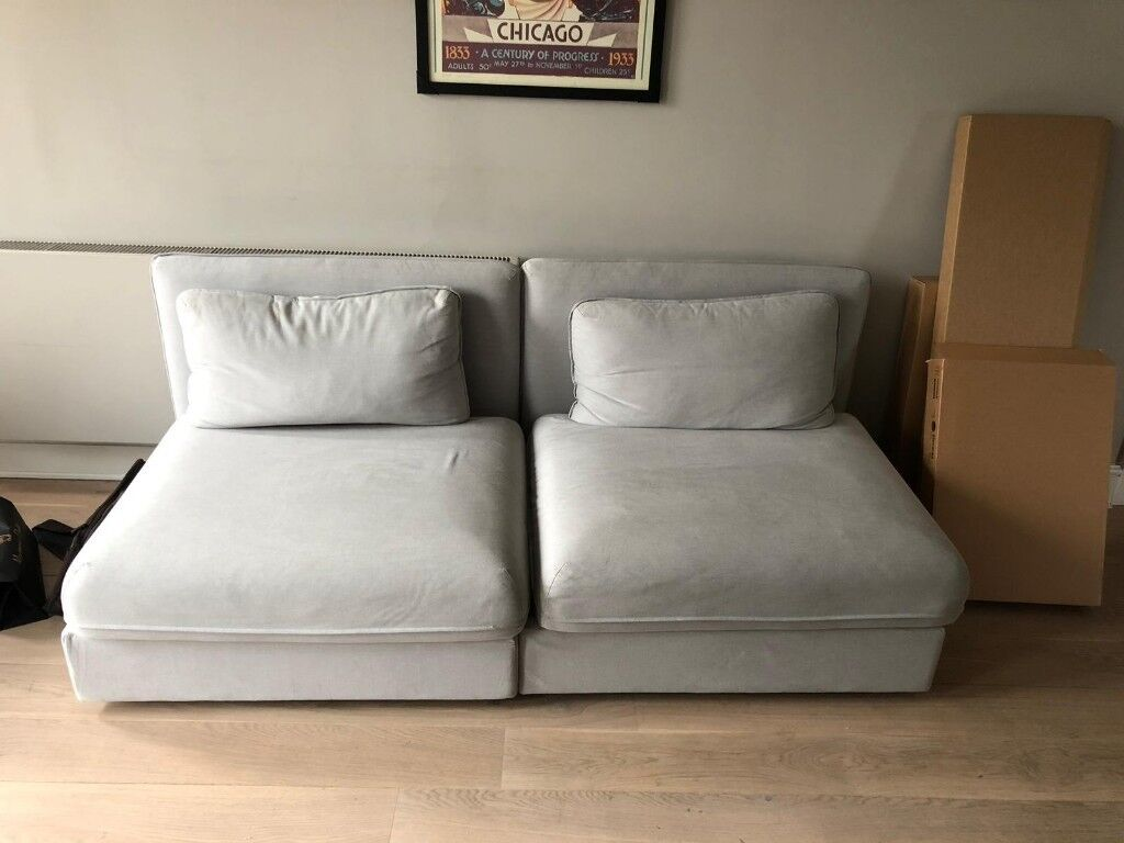 2 Seat Sofa Vallentuna Ikea In Chelsea London Gumtree