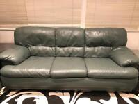 3 Seater Leather Sofa for sale *excellent condition*