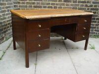 FREE DELIVERY Vintage Desk Retro Mid Century Furniture