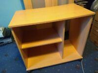 Office open shelf unit