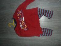 Mini mode 3-4 pyjamas
