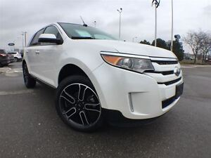 2014 Ford Edge Leather,Vista Roof,Nav+Ext Warranty Inc