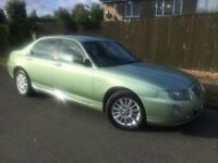Rover 75 1.8T Contemporary Auto saloon with FSH & fully loaded !!