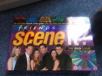 Friends Scene It Board Game