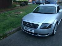 2002 Audi TT 1.8 turbo for sale or swap
