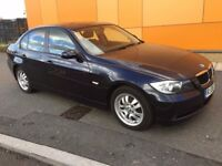 2006 BMW 3 SERIES 2.0 318i SE AUTO 5 DOOR SALOON PETROL
